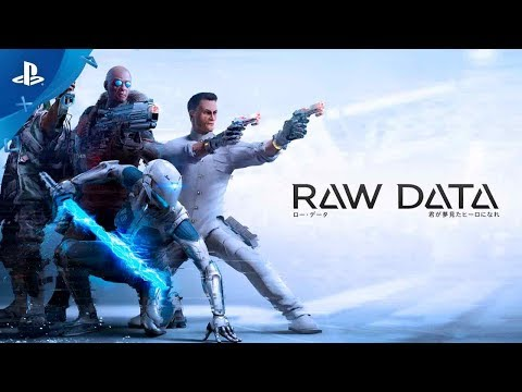 Raw Data Trailer