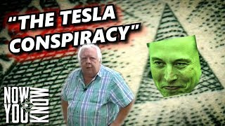 "Jack Rickard's ""The Tesla Conspiracy"" 