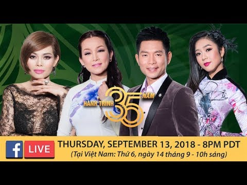 Livestream với Ngọc Anh, Hà Thanh Xuân, Hương Thủy, Trần Thái Hòa - Sept 14, 2018