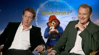 Paddington Can Find the Good in Anyone (Except Hitler, Says Hugh Grant)