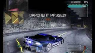 BMW vs Darius NFS CARBON W/Ending - mp3toke