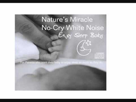 Stop Baby Crying Nature S Miracle White Noise For Baby