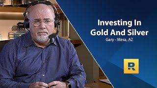 Investing In Gold And Silver - Need Advice
