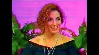 [Rare] Gloria Estefan interview 1989 USA Entrevista Español