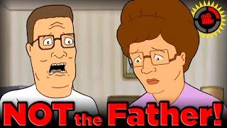 Film Theory: Hank is NOTtheFather! (KingoftheHill)