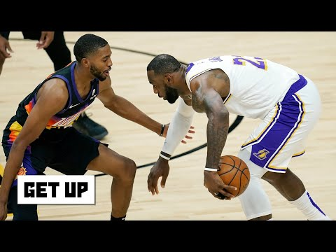 Lakers vs. Suns Game 1 highlights and analysis | Get Up