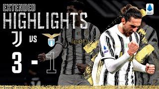 Juventus 3-1 Lazio | Adrien Rabiot & Alvaro Morata Secure Comeback Victory! | EXTENDED Highlights