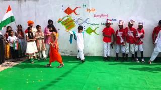 Punya Bhoomi naa Desham Excellent performance by Sircilla Vignan Concept School Students