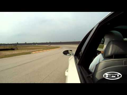 BMW M5 at Texas World Speedway