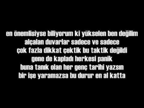 Ceza - Yerli Plaka lyrics