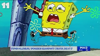 `SpongeBob SquarePants` creator Stephen Hillenburg dead at 57