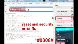 Bypass MSL and Write Cert with Z3x - Miracle Soft Solution