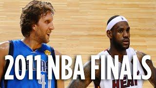 2011 NBA Finals: Mavericks vs. Heat in 13 minutes   NBA Highlights