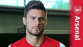 Arsenal Ink: Olivier Giroud