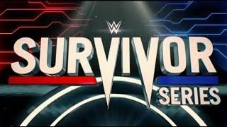 "WWE 2k19 - Universe Mode Se 5 Ep 36 ""Survivor Series"""