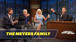 The Meyers Family Tells the Story of Their Dead Pet Rabbit