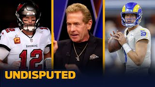 Skip & Shannon's predictions for Brady's Bucs at Stafford's Rams | NFL | UNDISPUTED