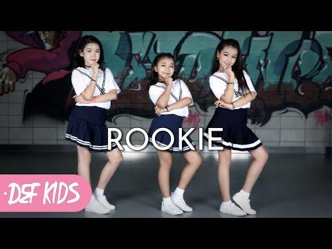 [댄스학원 No.1] RedVelvet (레드벨벳) - Rookie (루키) KPOP DANCE COVER / 데프수강생 월말평가 방송댄스 안무 가수오디션 정보 실용음악 보컬 미디