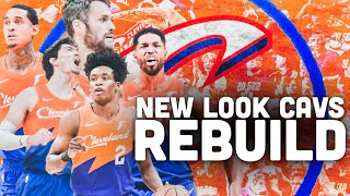 Young Center Acquired! New Look Cleveland Cavaliers Rebuild! NBA 2K19