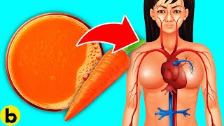 Drink Carrot Juice Every Day For 1 Week, See What Happens Video HD