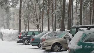 Cuộc  Sống ở Phấn Lan - Mùa đông