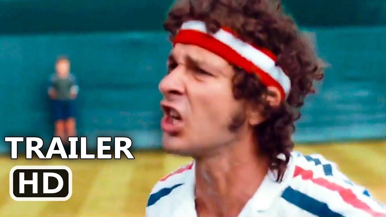 Trailer de Borg vs McEnroe