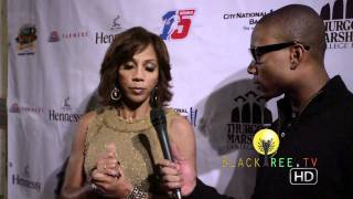 Holly Robinson Peete honored at Thurgood Marshall College Fund Awards