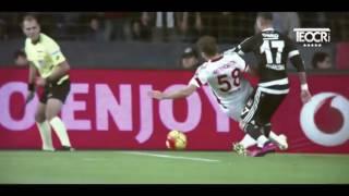 Video Bóng đá Ricardo Quaresma ● DAMN! Tricks Skills 2016  HD