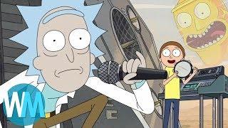 Top 10 Rick and Morty Original Songs