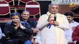 ANR Satire To Mohan Babu | ANR 75 years felicitation | Chiranjeevi