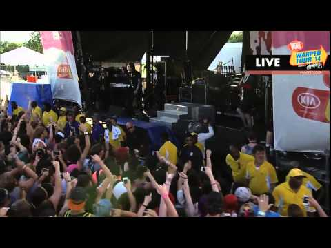 Baixar Motionless in White - A.M.E.R.I.C.A [Live] - Warped Tour 2014