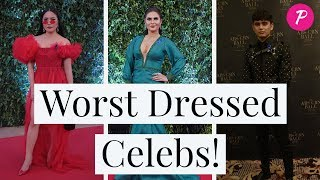 10 Worst Dressed Celebs! ABS CBN BALL 2018