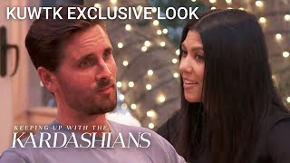 "Scott Disick Ready To Marry Kourtney ""Right Here, Right Now"" 