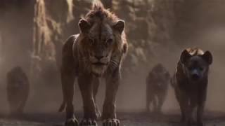 The Lion King Official Trailer HD