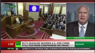Could Kazakhstan politics hurt US/China trade deal?