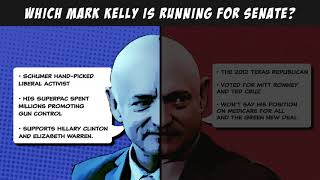 Which Mark Kelly is Running in Arizona?