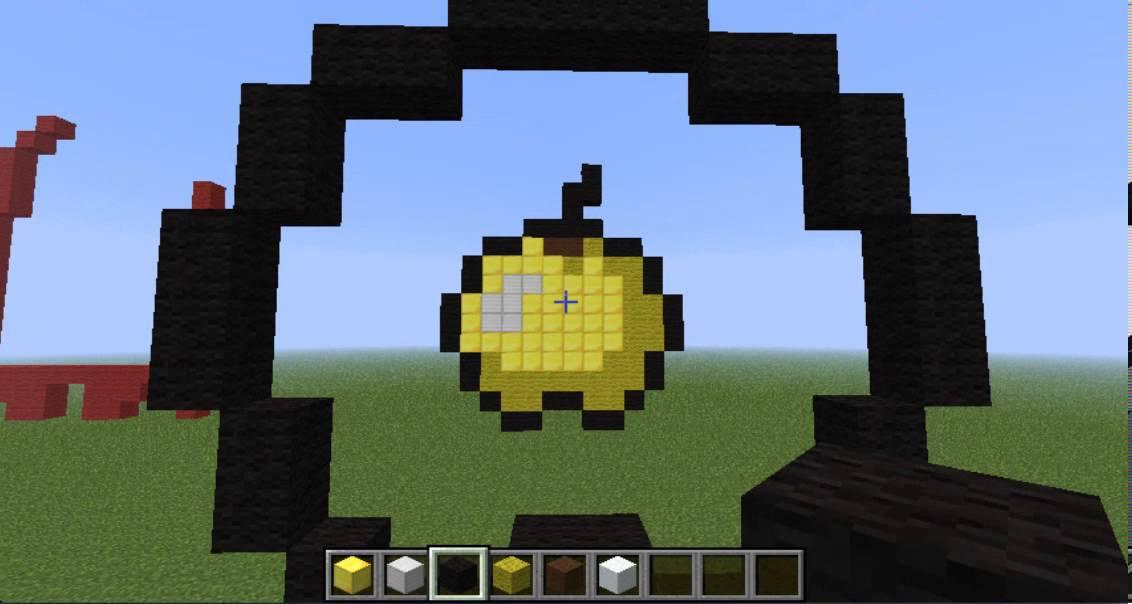 Minecraft   Pixel Art ...