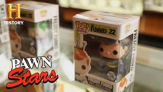 Pawn Stars: Freddy Funko Figures Teach Rick a Lesson (Season 16) | History