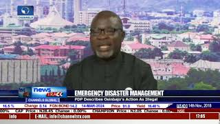 Emergency Disaster Mgt: PDP Describes Osinbajo's Action As Illegal
