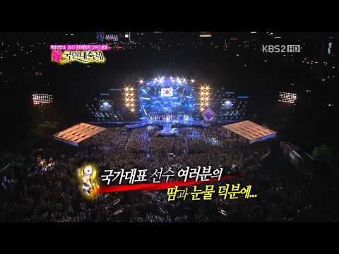 【1080P】All Artist (SHINee,BEAST,INFINITE,CNBLUE,KARA..) - Ending (14 Aug,2012)
