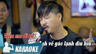 [KARAOKE] Khóc Thầm - Quang Lập