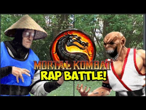 MORTAL KOMBAT: EPIC RAP BATTLE!