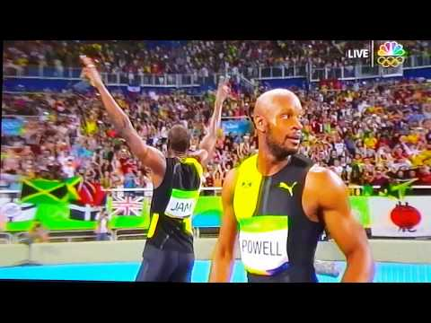 Men's Rio Olympic 4x100M
