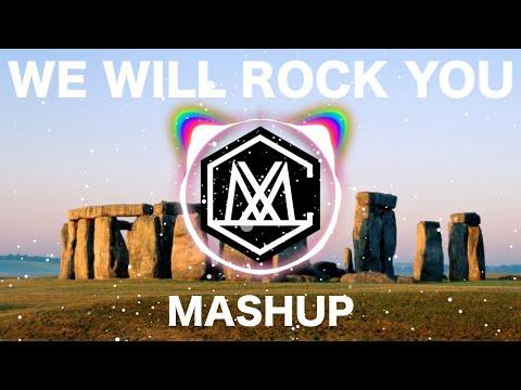 WE WILL ROCK YOU (iamSHUM Mashup)
