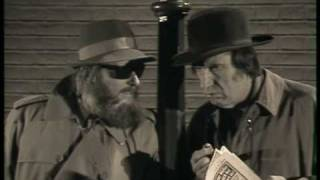 Zwei Agenten des BND im Einsatz