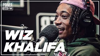 Wiz Khalifa on Jay-Z Trolling, What He's Learned from Ty Dolla $ign + Making an R&B Album