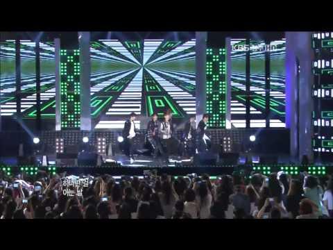 [Live] 120618 KBS Happy Concert EXO-K - History