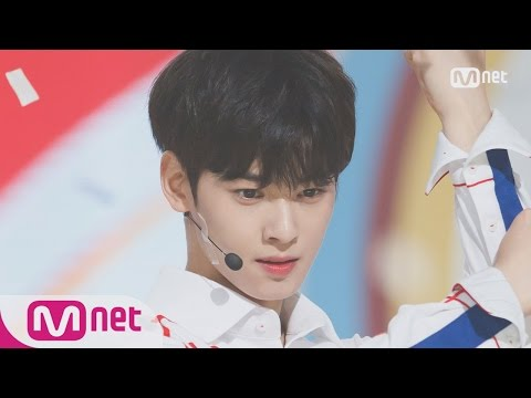 [ASTRO - Baby] Comeback Stage | M COUNTDOWN 170601 EP.526