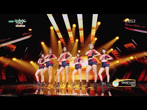 AOA(에이오에이) - Good Luck 교차편집 [Live Compilation/Stage Mix] 1080p/60fps