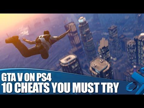 GTA V PS4 Cheats: 10 Grand Theft Auto V Cheats You Must Try
